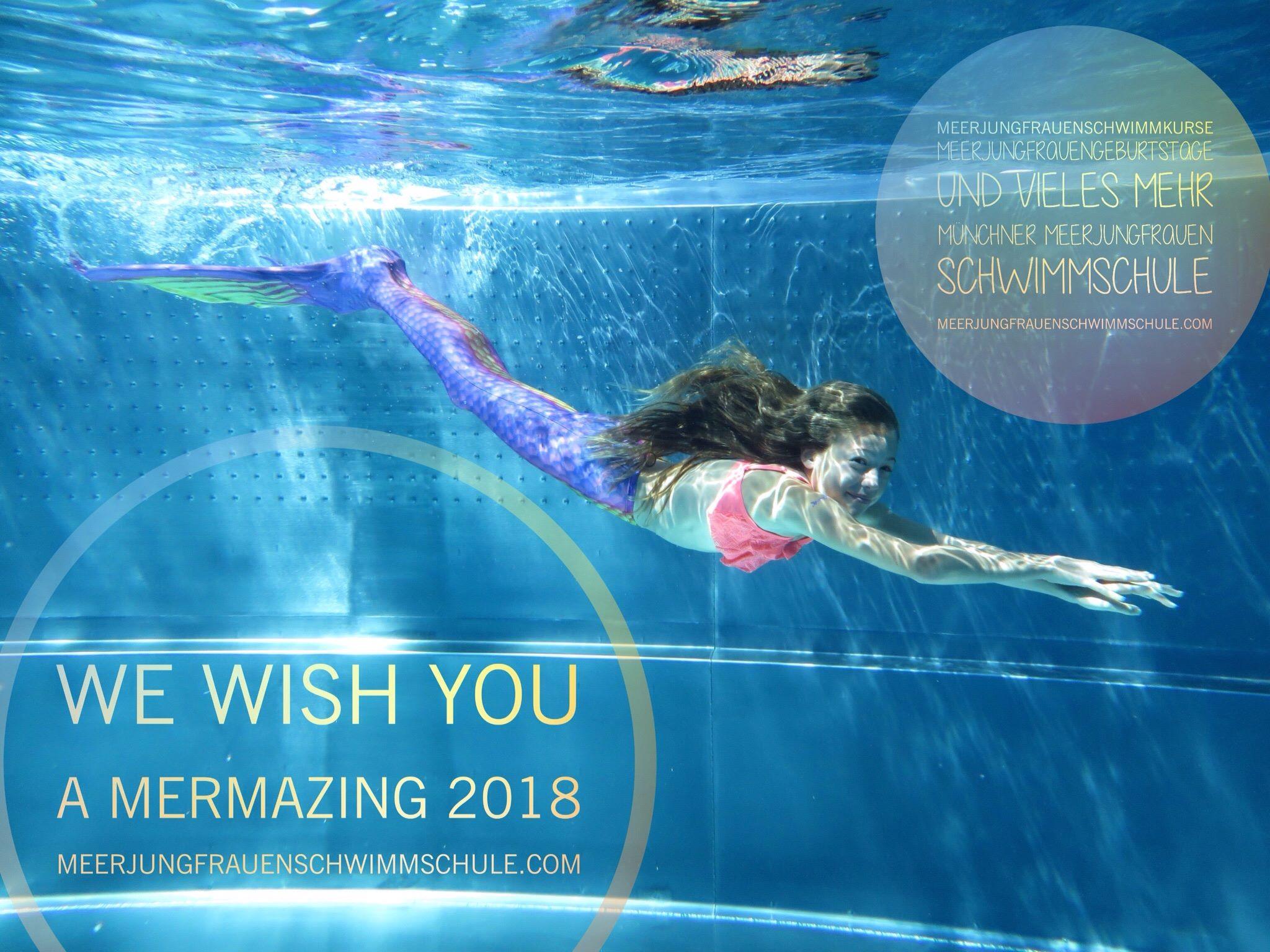 Münchner   Meerjungfrauen     Schwimmschule